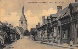 Pierrefitte-s/-Sauldre - Route De Salbris - France