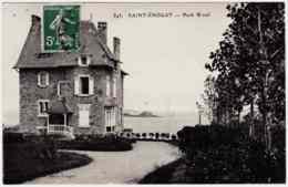 35 - B24670CPA - SAINT  ENOGAT - Roch Wouil - Villa - Très Bon état - ILLE-ET-VILAINE - France