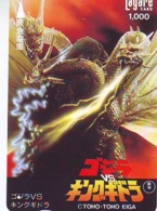 Carte Prépayée Japon * MANGA * Comics * TOHO EIGO   (16.818)  Japan Prepaid Card * TOSHO Karte * CINEMA * FILM - BD
