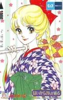 Carte Prépayée Japon * MANGA * Comics *  (16.820)  Japan Prepaid Card * TOSHO Karte * CINEMA * FILM - BD