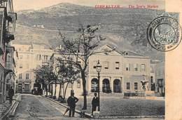 Gibraltar - The Jew's Market - Gibraltar