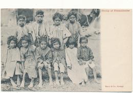 AUSTRALIA - A Group Of Piccaninnies - Aborigènes