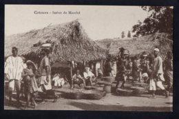 DAHOMEY - COTONOU - Scene De Marché - Dahomey