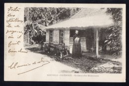 OCEANIE - NOUVELLE CALEDONIE - Résidence D'un Missionnaire - Nouvelle-Calédonie