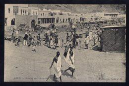 ASIE - YEMEN - ADEN - Marché Aux Chameaux - Yémen