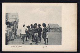 ASIE - YEMEN - ADEN - Group Of Arabs - Yémen