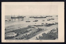ASIE - YEMEN - ADEN - Inner Harbour U. Landing Pier Steamer Point - Yémen