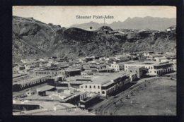 ASIE - YEMEN - ADEN - Steamer Point Aden - Yémen
