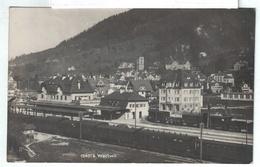 Wattwill - Bahnhof - SG St. Gall