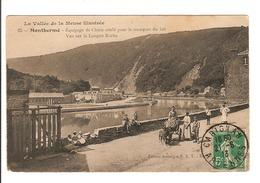 08 - Monthermé - Équipage De Chien Attelé Pour Le Transport Du Lait . - Montherme