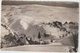 DAV :   Savoie :   VALLOIRE -  GALIBIER  : Vue , Village De L ' Archat Et Geneuil  195? - Sonstige Gemeinden