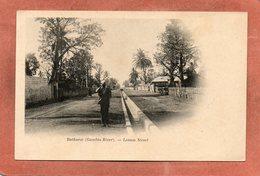 CPA - GAMBIE - BATHURST - Aspect Of Lemon Street In 1900 - Gambia