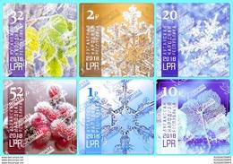 Stamps Of Ukraine (local) Standart December 2018 SET - Briefmarken