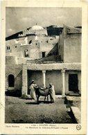 Maroc - Agadir - Le Marabout De Sidi-Bou-K'Nadel à Founti. - Agadir
