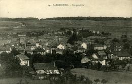 SARREBOURG  Panorama Vu Du Clocher - Sarrebourg