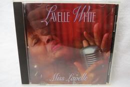 """CD """"Lavelle White"""" Miss Lavelle - Blues"""