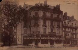 CPA 71 - CHALON SUR SAONE -  TERMINUS HOTEL - Chalon Sur Saone