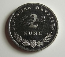 Croatia 2 Kune 1995 FAO Varnished - Croacia