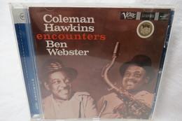"""CD """"Coleman Hawkins Encounters Ben Webster"""" - Jazz"""