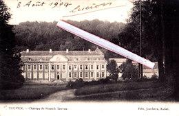 TEUVEN - Château De Sinnich Teuven - Carte Circulée En 1904 - Fourons - Voeren