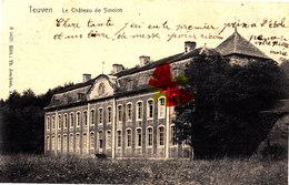 TEUVEN - Le Château De Sinnich - Carte Circulée En 1911 - Fourons - Voeren