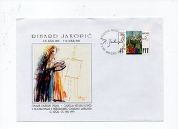 FDC Rihard Jakopič - Slovénie