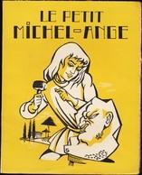 """David Barnold - Le Petit Michel - Ange - """" Contes Et Récits """" - Éditions F. Lanore -( 1962 ) . - Bücher, Zeitschriften, Comics"""