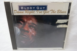 "CD ""Buddy Guy"" Damn Right, I've Got The Blues - Blues"