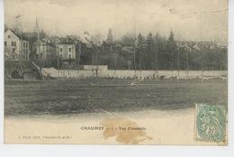 CHAUMES - Vue D'ensemble - Otros Municipios