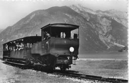 AK 0156  Achensee-Bahn - Verlag Chizzali Um 1950 - Eisenbahnen