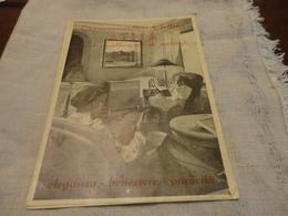 DEPLIANT PUBBLICITARIO TERMOCONDUTTORI ELETTRICI A.T.I.S.A. PER IL RISCALDAMENTO DI AMBIENTI-1953 - Italia