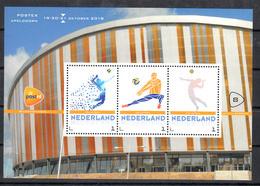 Nederland 2018 Persoonlijke Zegels PostNL Postex Nr  8: Thema Indoor Volleybal - Period 2013-... (Willem-Alexander)