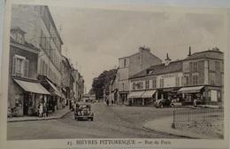 C60 - BIEVRES PITTORESQUE - RUE DE PARIS - Bievres