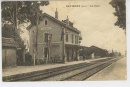 GEVINGEY - La Gare - Altri Comuni