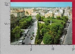 CARTOLINA VG ITALIA - CORATO (BA) - Piazza Vittorio Emanuele E Panorama Parziale - 10 X 15 - ANN. 1997 - Bari
