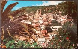 Ak Mexiko - Taxco - Übersicht - Mexiko