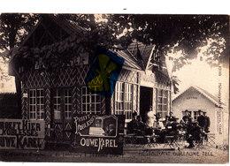 Expo Provinciale Du Limbourg à SAINT-TROND En 1907 -- Restaurant Guillaume Tell - Carte Animée Et Circulée En 1907 - Sint-Truiden