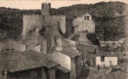 [43] Haute Loire > Non Classés Colonies De Verrieres Le Chateau De Chalencon - France