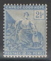 Cap De Bonne-Espérance - Cape Of Good Hope - YT 48 * - 1896-1902 - Afrique Du Sud (...-1961)