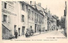 Lons Le Saunier BF 1312 Rue Du Puits Salé Institution Jeanne D'Arc - Lons Le Saunier