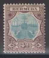 Bermudes - Bermuda - YT 37 * - 1906-10 - Bermuda