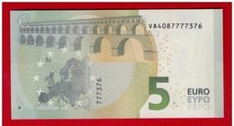 5 EUROV003B5 SPAIN - ESPAÑA - V003 B5 - VA4087777376 - DRAGHI . UNC - FDS - NEUF - EURO