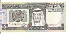 ARABIE SAOUDITE 1 RIYAL 1984 UNC P 21 D - Arabie Saoudite