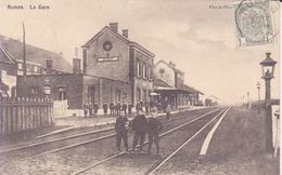 Rumes - La Gare - Belgique