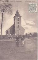 Rumes - L'église Et Le Cimetière - Belgique