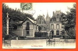 """CPA 52 Orquevaux """" Le Chateau Rothea """" - Francia"""