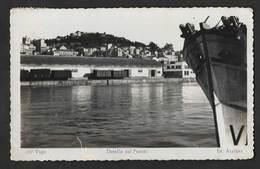 Espagne España Carte Postale Vigo Port Puerto Old Postcard Spain - Cádiz