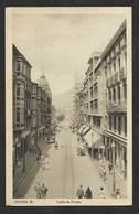 Espagne España Carte Postale Oviedo Calle De Fruela Old Postcard Spain - Cádiz