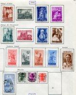 11202  BELGIQUE  Collection Vendue Par Page */° N°773/90 Sauf 785     1948-49  B/TB - Belgique