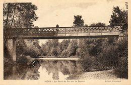 - HERY (89) - Le Pont De Fer Sur Le Serein  -17901- - Hery